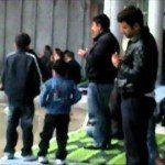 Kayaşehir'de İlk Kurban Bayram Namazı