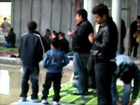 Kayaşehir 'de İlk Kurban Bayram Namazı