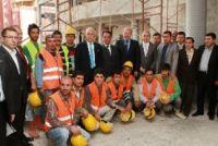 Başakşehir Çıraklık Eğitim Merkezi açıldı