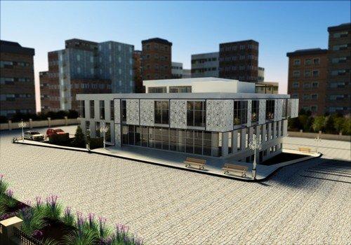 Türkiye'nin ilk 'Living-Lab'i Başakşehir'de