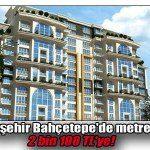 Başakşehir Bahçetepe'de metrekare 2 bin 100 TL'ye!