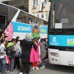 Başakşehirli 6 bin öğrenci İstanbul'u gezdi