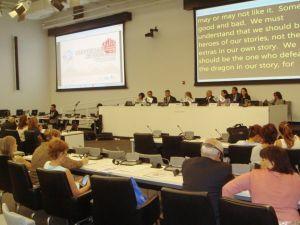 Başakşehir Belediyesi Birleşmiş Milletler'de Konuştu