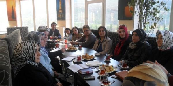 Başakşehir Kızılay Kadın kolları Kuruldu