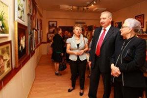 Başakşehir Gelişim Akademisi kursiyerleri sergi açtı