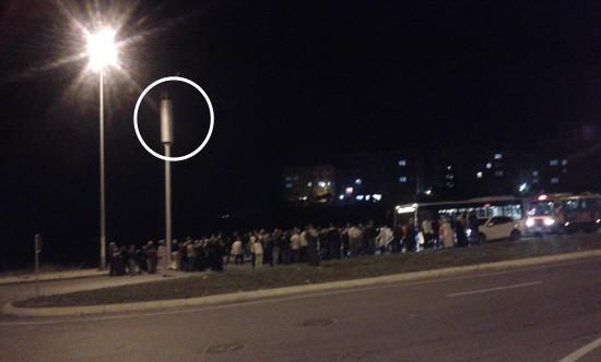 "Kayaşehir'de ""Baz İstasyonu"" Protestosu"