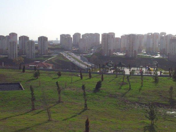 İstanbul Kayaşehir'e Yeni Projeler