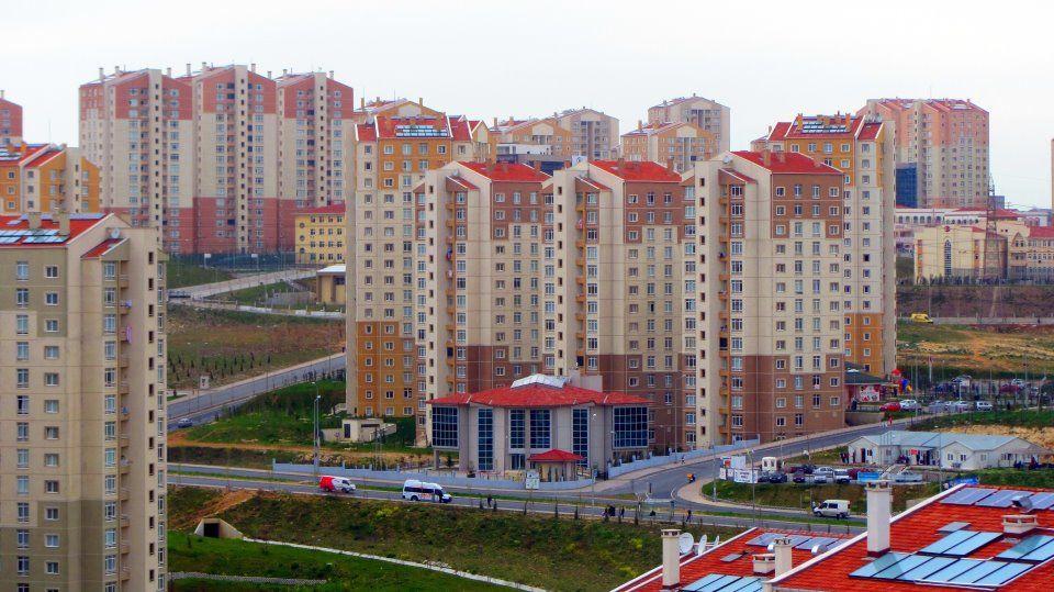İstanbul Kayaşehir 23.Bölge Konut Teslim Programı