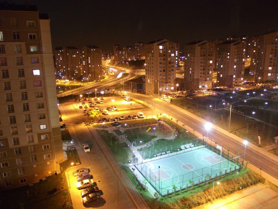 İstanbul Kayaşehir Manzaralı Resimler