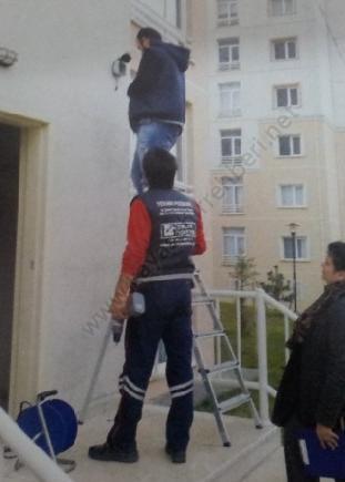 Kayaşehir Güvenlik Sistemi