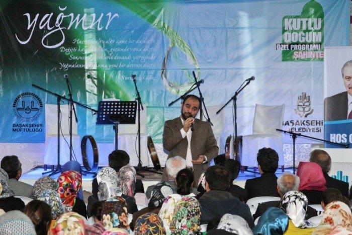 Şahintepe'de muhteşem Kutlu Doğum kutlaması