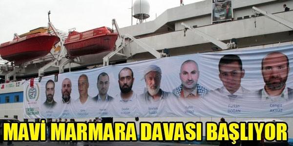 İsrail Mavi Marmara'nın Hesabını veriyor