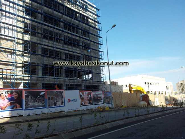 Merkez Kayaşehir Son Durum Aralık 2011