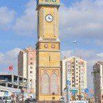 Toki Kayaşehir Saat Kulesi