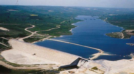Sazlıdere Barajı Hakkında