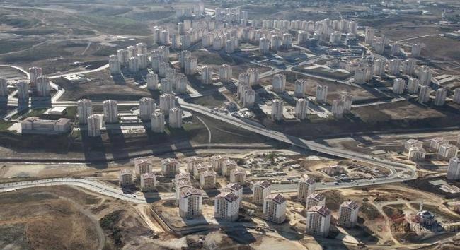 Kayaşehir Havadan yeni Görüntüleri
