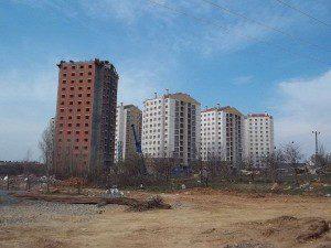 Toki Kayaşehir 17. Bölge Şantiye