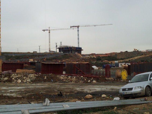 Bahçetepe İstanbul inşaatı başladı