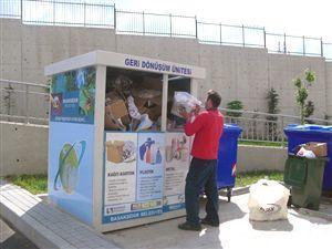 Başakşehir Belediyesi, 700 Ton Atığı Geri Dönüşümünü Sağladı