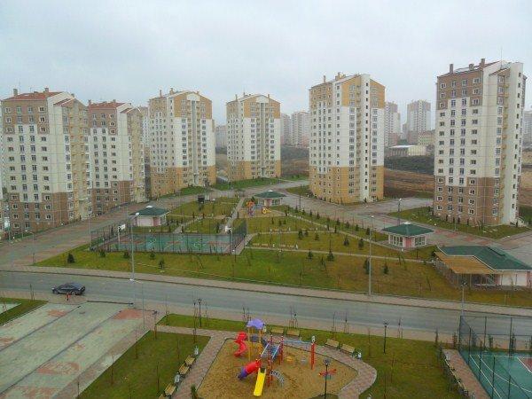 Toki'den Kayaşehir'e 637 Yeni Konut