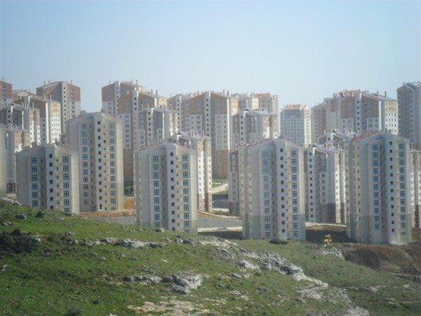 TOKİ'nin 513 bin konutu sigortalı