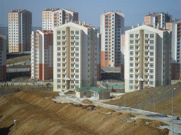 Başakşehir Kayaşehir konut projeleri