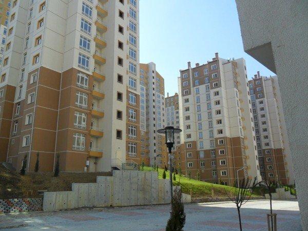 İstanbul'un yeni çekim merkezi: Kayaşehir