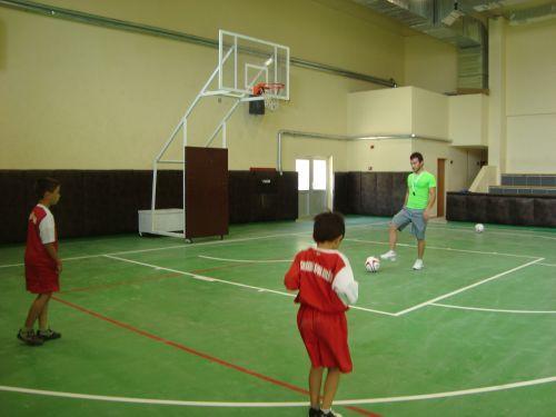 İstanbul Kayaşehir Spor Kulübü İdmanı