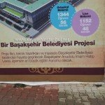 Başakşehir Anadolu İmam Hatip Lisesi Yapımı Sürüyor