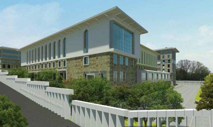 Başakşehir Anadolu İmam Hatip Lisesi Projesi