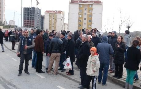 TOKİ Kayaşehir'de fatura isyanı