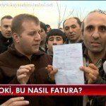 Kayaşehir Fatura Sorunu Kanal D