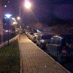 Kayaşehir Otopark sorunu kazaya sebep oldu