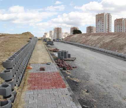 Kayaşehir'den Kiptaş Konutları'na Yeni Yol Yapıldı