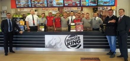Kayaşehir Avm Burger King açıldı !