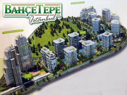 Bahçetepe İstanbul 2. Etap Projesi Sonuçlandı