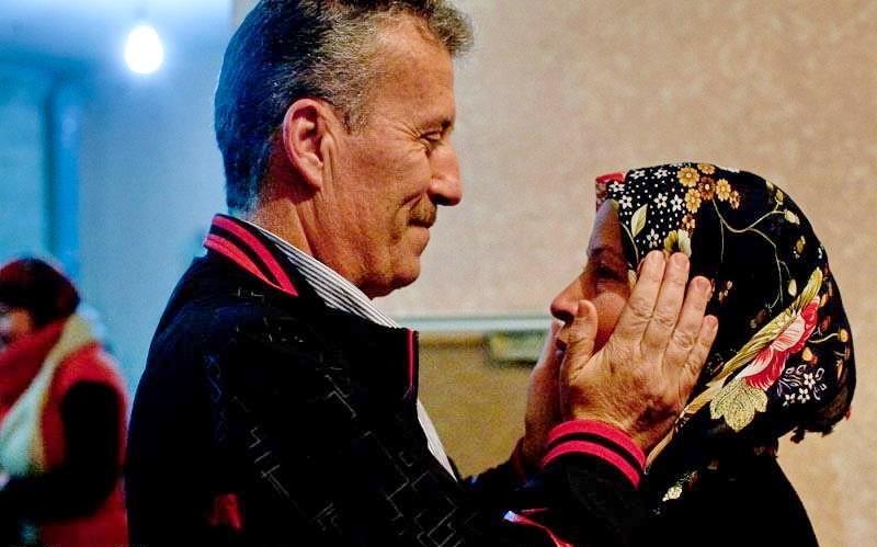 Filistinli Cesur Kız'ın Babası Özgür