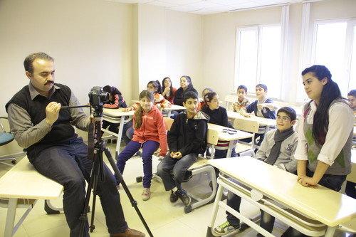 Bilgievi Öğrencilerinden Yeni Bir Kısa Film