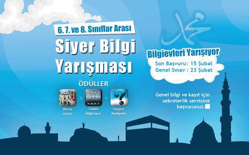 Başakşehir Belediyesi Bilgievleri Siyer Bilgi Yarışması