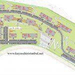 Toki Kayaşehir 19. Bölge Vaziyet Planı