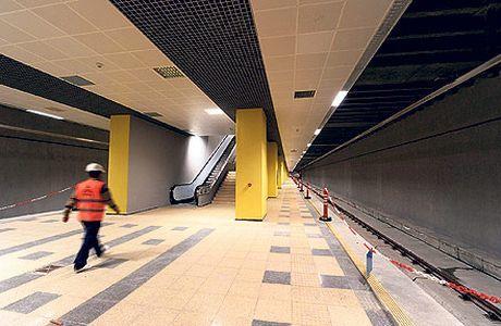 Başakşehir-Kayaşehir Metrosu Sigortalandı