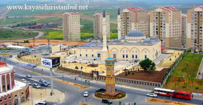 Kayaşehir, 250 bin nüfus barındıracak projesi