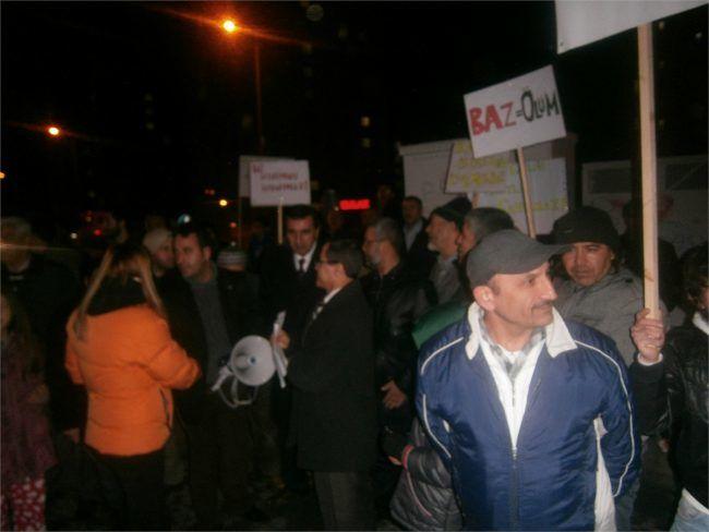 Saadet Partisi, Kayaşehir Baz İstasyonu Basın Açıklaması