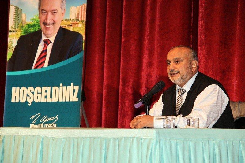 Rize Eski Milletvekili Şevki Yılmaz Başakşehir'de