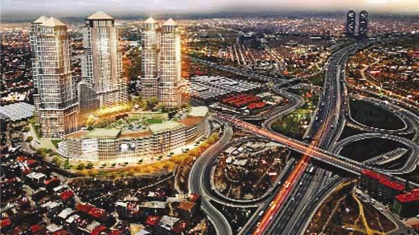 İstanbul konut fiyat artışında dünya 3.sü