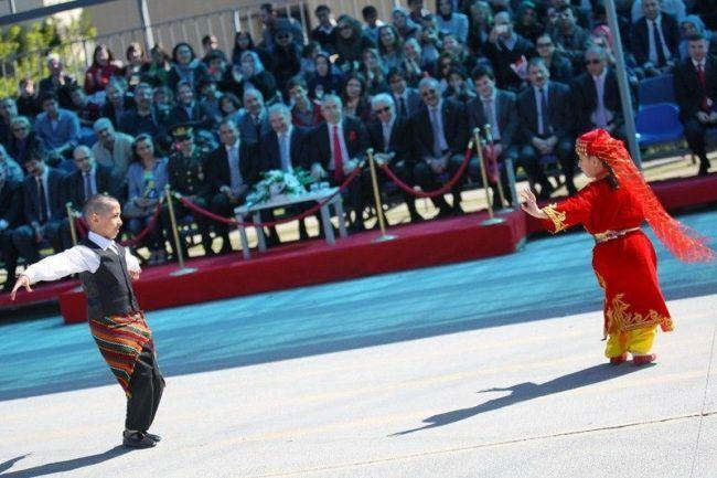 23 Nisan Başakşehir'de kutlandı