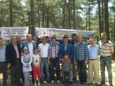 Akparti Milletvekili Harun KARACA Kayaşehir'liler ile Buluştu
