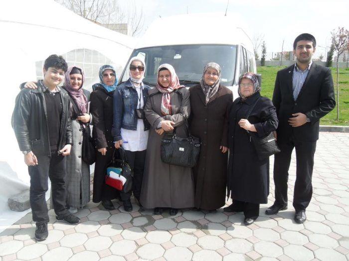 Kayaşehir Kızılay Kan Bağış Organizasyonu