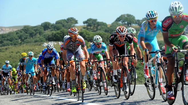 52. Cumhurbaşkanlığı Türkiye Bisiklet turu Yapıldı