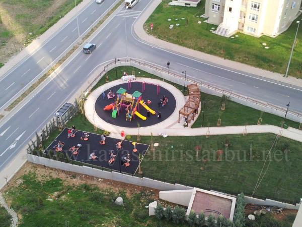 Toki Kayaşehir 9. Bölge Park Alanı